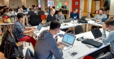 Data science hacka-what? Hackathon!