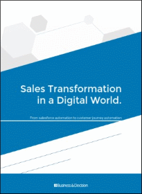 Sales Transformation in a Digital World