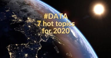 #DATA: 7 hot topics for 2020
