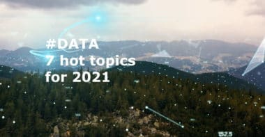 #Data: 7 hot topics for 2021